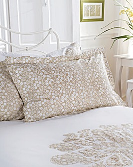 Blooming Marvellous Oxford Pillowcases