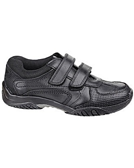 Hush Puppies Jezza Junior Boys Shoe