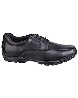 Hush Puppies Vincente Boys Leather Shoe