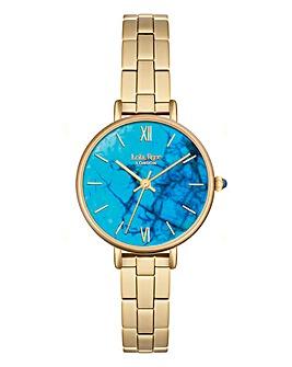 Lola Rose Turquoise Bracelet Watch