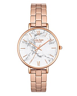 Lola Rose Bracelet Watch - Rose Tone