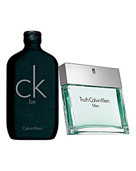 CK Be 50ml EDT & CK Truth Homme 50ml EDT