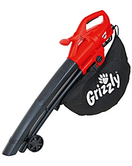 Grizzly ELS 2614-2E Electric Leaf Blower