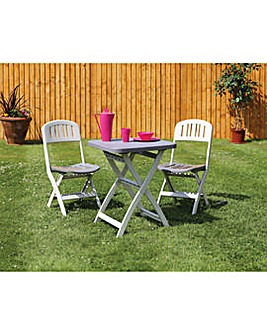 Quest Elite Provence Bistro Set in two t