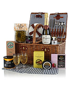 The Luxury Picnic Hamper