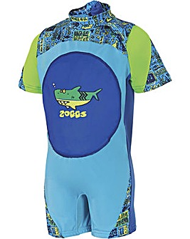 Zoggs Deep Sea Swimfree Floatsuit