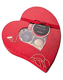 Cachet Heart Box