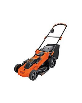 36v 40cm Cordless Mower With 2 Batts
