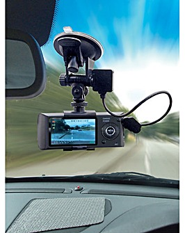 Double Camera Digital Journey Recorder