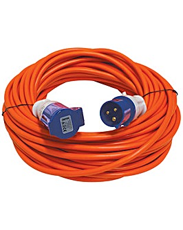 230v 25m Extension Cable