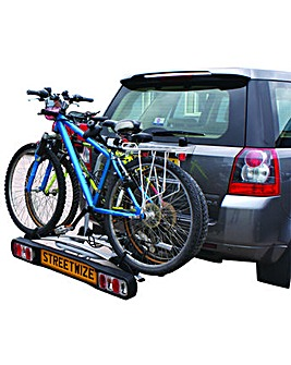 Titan Towball Cycle Carrier for 2 Bikes