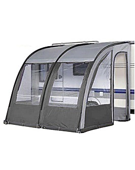 260 Charcoal Ontario Porch Awning