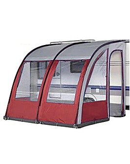 260 Burgundy Ontario Porch Awning