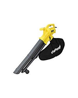 Challenge Garden Blower and Vac - 2600W