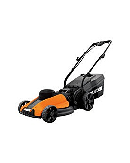 Worx Corded Electric Lawnmower - 1600W
