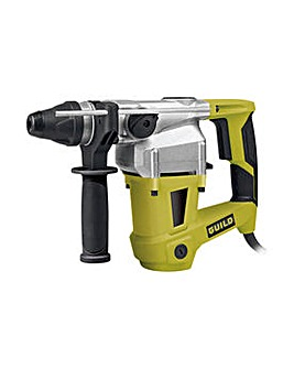 Guild SDS Rotary Hammer Drill - 1000W.