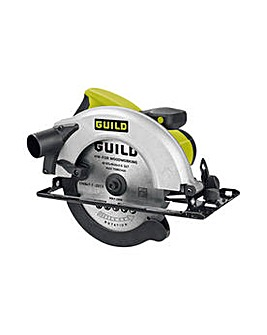 Guild 185mm Circular Saw - 1400W.
