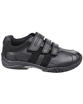 Hush Puppies Seb Junior Boys Shoe