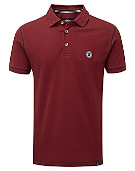 Tog24 Bennett Stripe Mens Polo Shirt