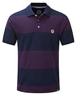 Tog24 Bennett Stripe Mens Polo Shirt