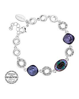 Jon Richard swarovski oval bracelet
