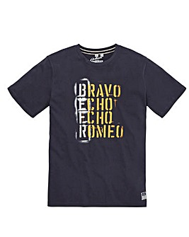 Jacamo Nectar T-Shirt Regular