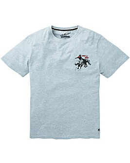 Jacamo Western T-Shirt Regular