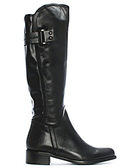 Daniel Loyalty Leather Knee High Boots