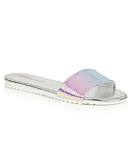 Dolcis Willa slip on beach sandals