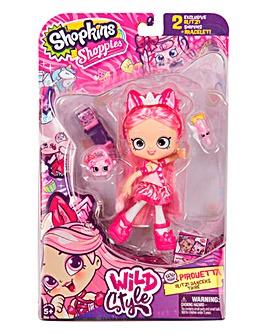 Shopkins Shoppies Doll - Pirouetta Cat