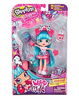 Shopkins Shoppies Doll - Jessicake Puppy