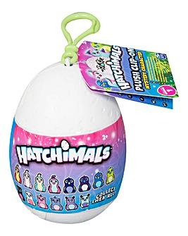 Hatchimals Medium Plush Clip In Egg