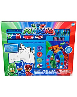 PJ Masks Craft & Create Mask Set