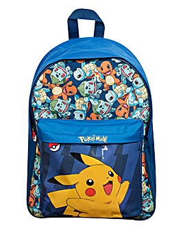 Pokemon Backpack with Pocket