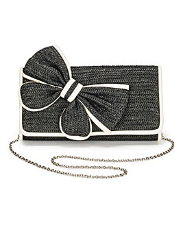 Joanna Hope Bow Clutch Bag