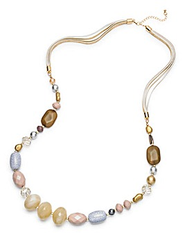 Joanna Hope Long Beaded Necklace