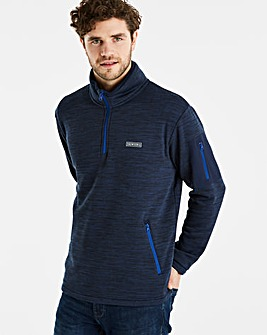 Snowdonia Half Zip Wicking Fleece