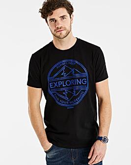 Snowdonia Exploring T-Shirt L