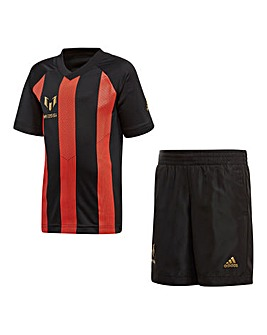 adidas Younger Boys Messi Summer Set