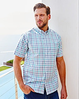 WILLIAMS & BROWN Short Sleeve Shirt