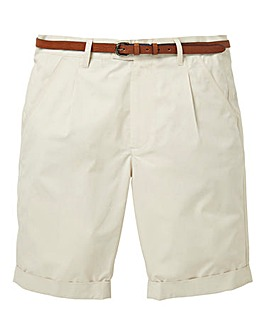 W&B Stone Smart Turn up Shorts