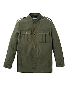 WILLIAMS & BROWN Military Jacket