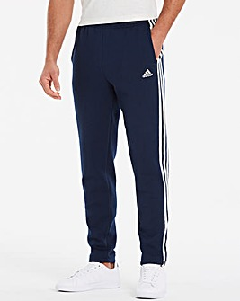 Adidas Essential 3 Stripe Tapered Pant
