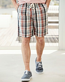 WILLIAMS & BROWN Elastciated Shorts
