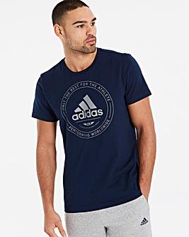 Adidas Emblem Tee