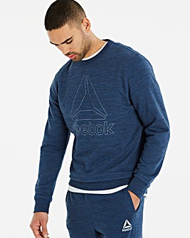 Reebok Marble Group Crewneck