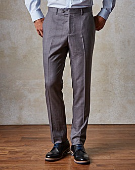 W&B London Check Suit Trousers 29in