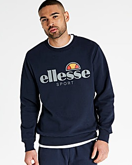 Ellesse Dazza Crew Neck Sweatshirt Long