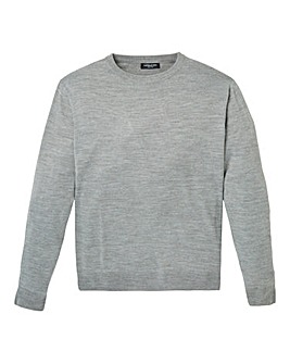 Capsule Crew Neck Jumper