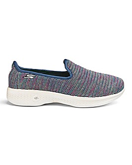 Skechers Go Walk 4 Std Fit Trainers